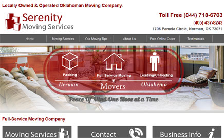Serenity Moving Services