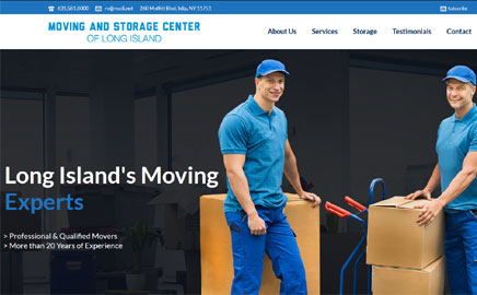 Moving and Storage Center LI